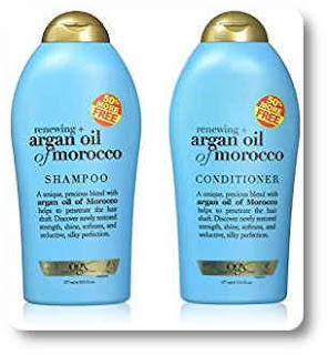 OGX Organix Argan Oil of Morocco Shampoo and Conditioner