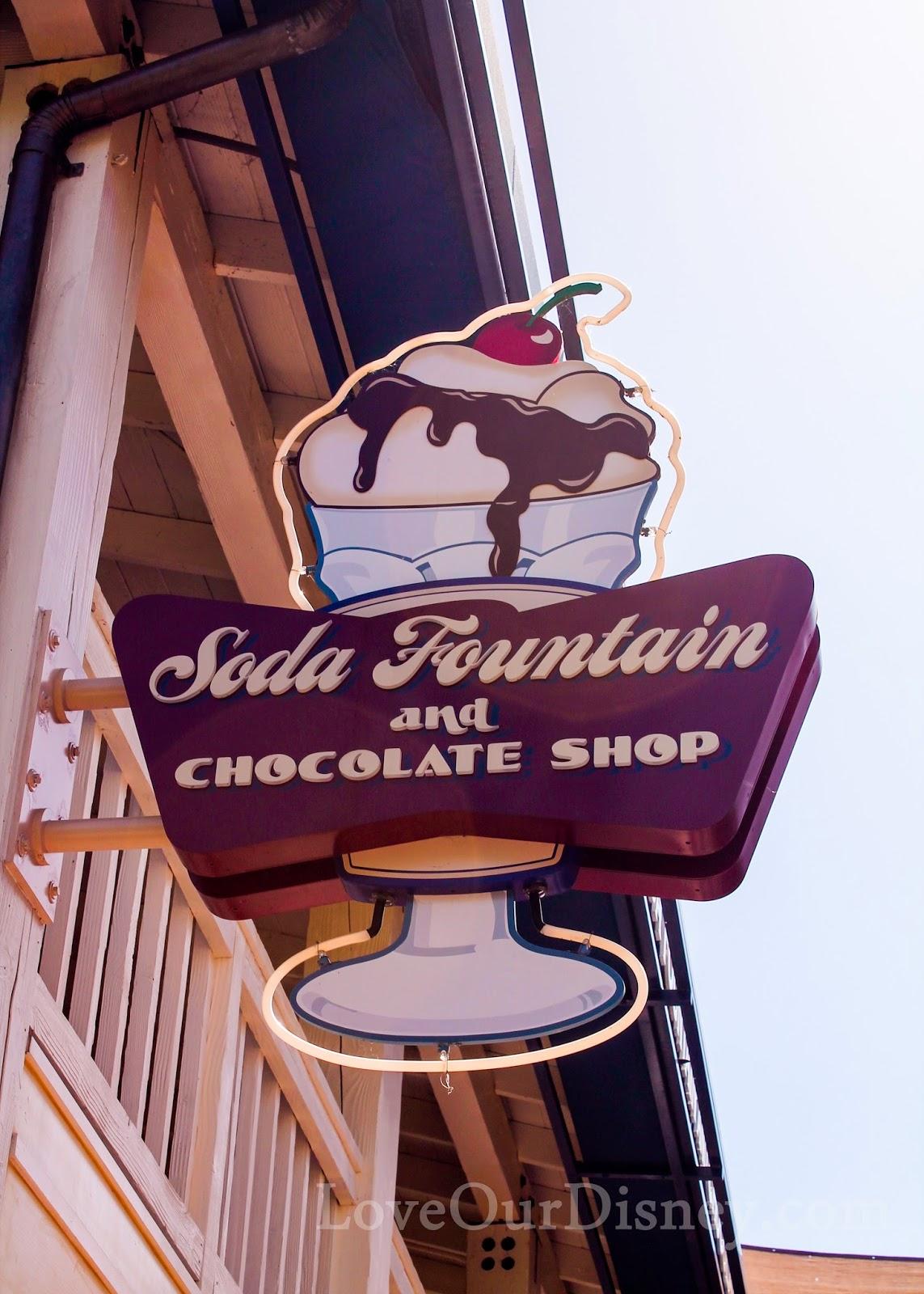 Best Ice Cream at Disneyland Resort