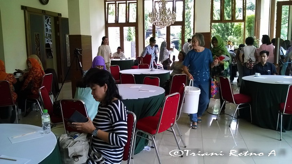 Workshop pengelolaan sampah