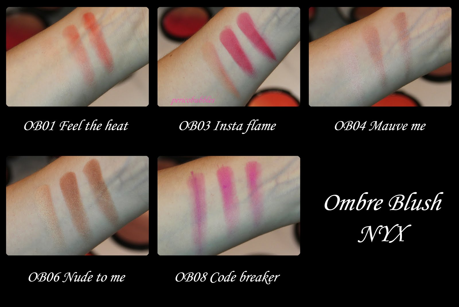 Ombre Blush by NYX Professional Makeup #20