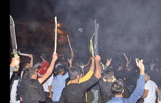 Türkiye'de iç savaş çıkar mı, Türkiye bölünür mü?