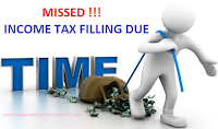 Missed To File Income Tax Return In Time…. You Missed These Benefit