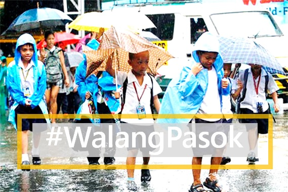 Class suspensions for Monday, October 17, 2016