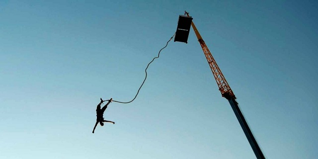 Are yous i of those whose see of a opor-garai is partaking inwards thrilling adventurous activ Woow Top half dozen Bungee Jumping Spots inwards Republic of Republic of India