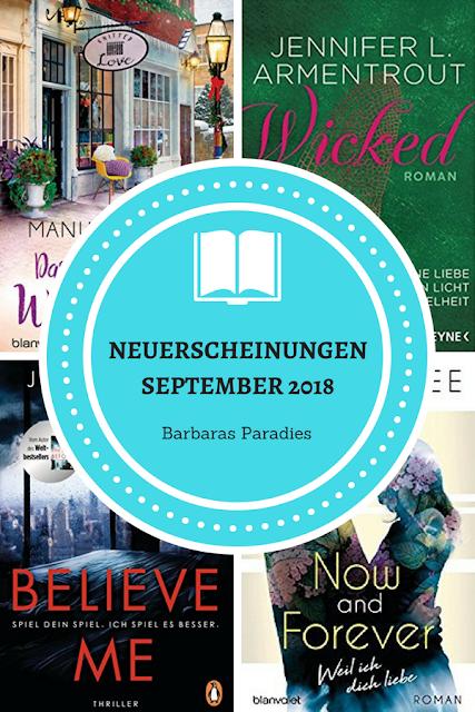 Neuerscheinungen im September 2018 #2