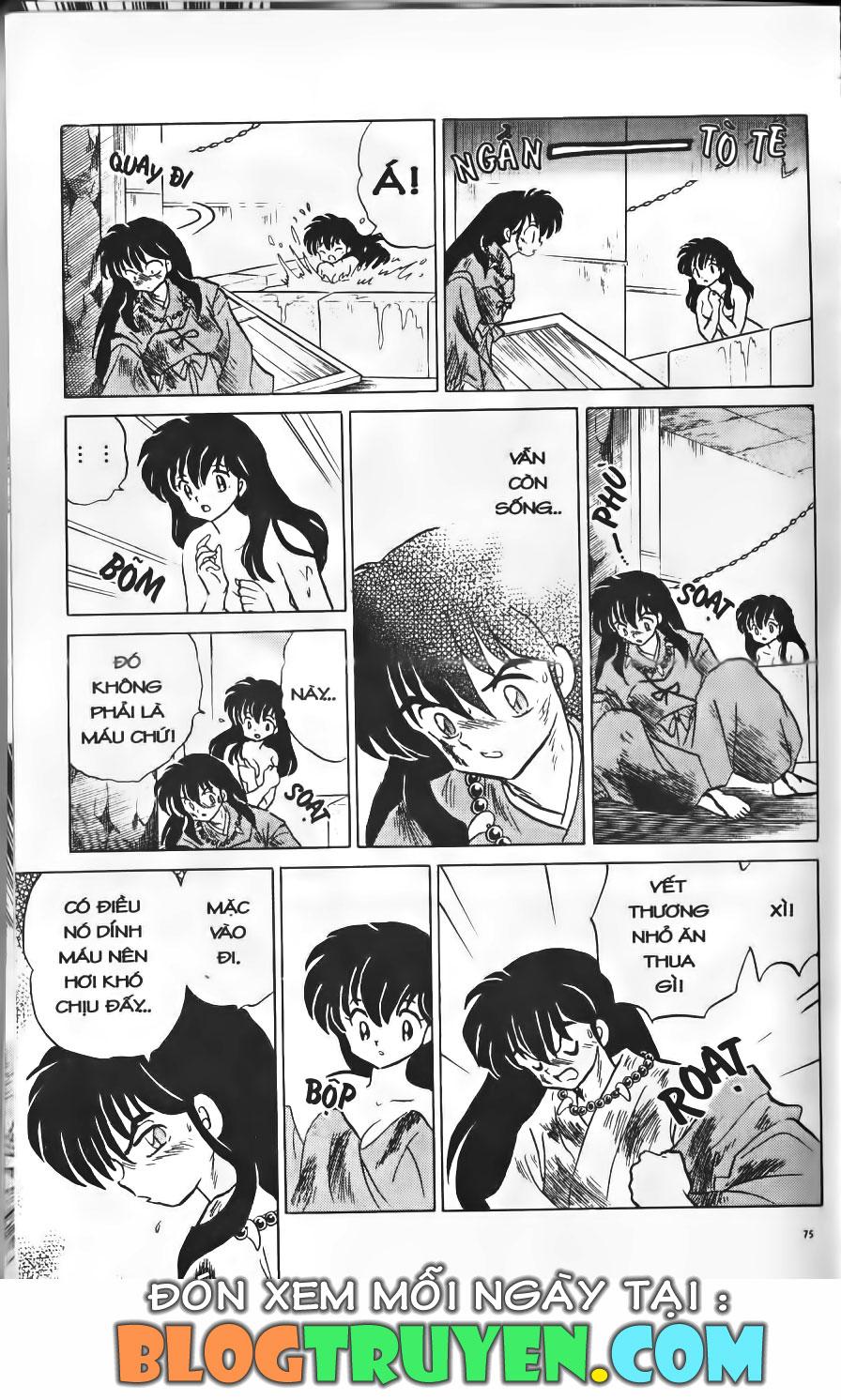 Inuyasha vol 09.4 trang 18