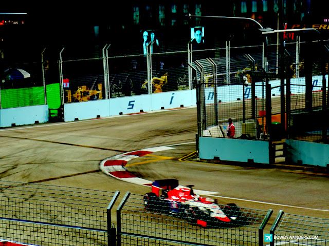 Singapore Grand Prix - Formula One World Championship: Hamilton vs Haze