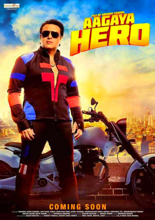 Aa Gaya Hero 2017 Full Hindi Movie Free Download Pre DVDRip 300Mb Free Watch Online