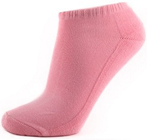Ice Cream Sock Pink