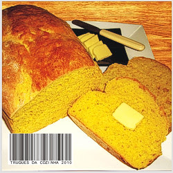 Pão de Abóbora Moranga