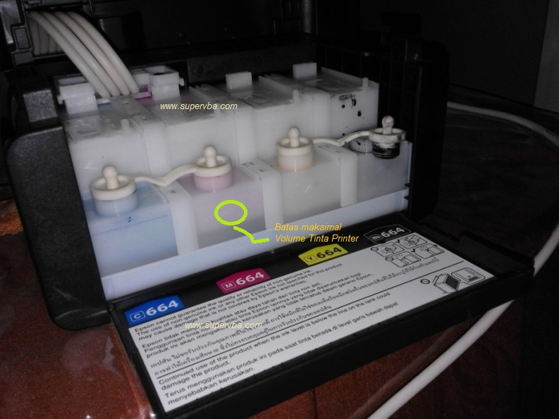 Cara Isi Ulang Tinta Printer Epson L360 Yang Benar Glozaria