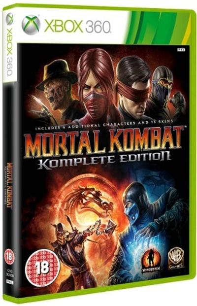 Mortal kombat komplete xbox / Online Store Deals