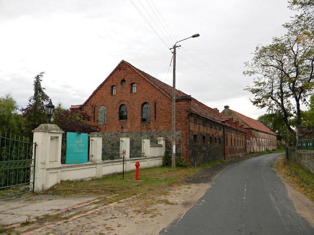 folwark, zabytek, wieś, Szczaniec, Świebodzin
