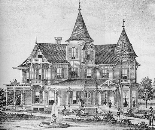 Best American Architects: Art Now And Then: Italianate Architecture