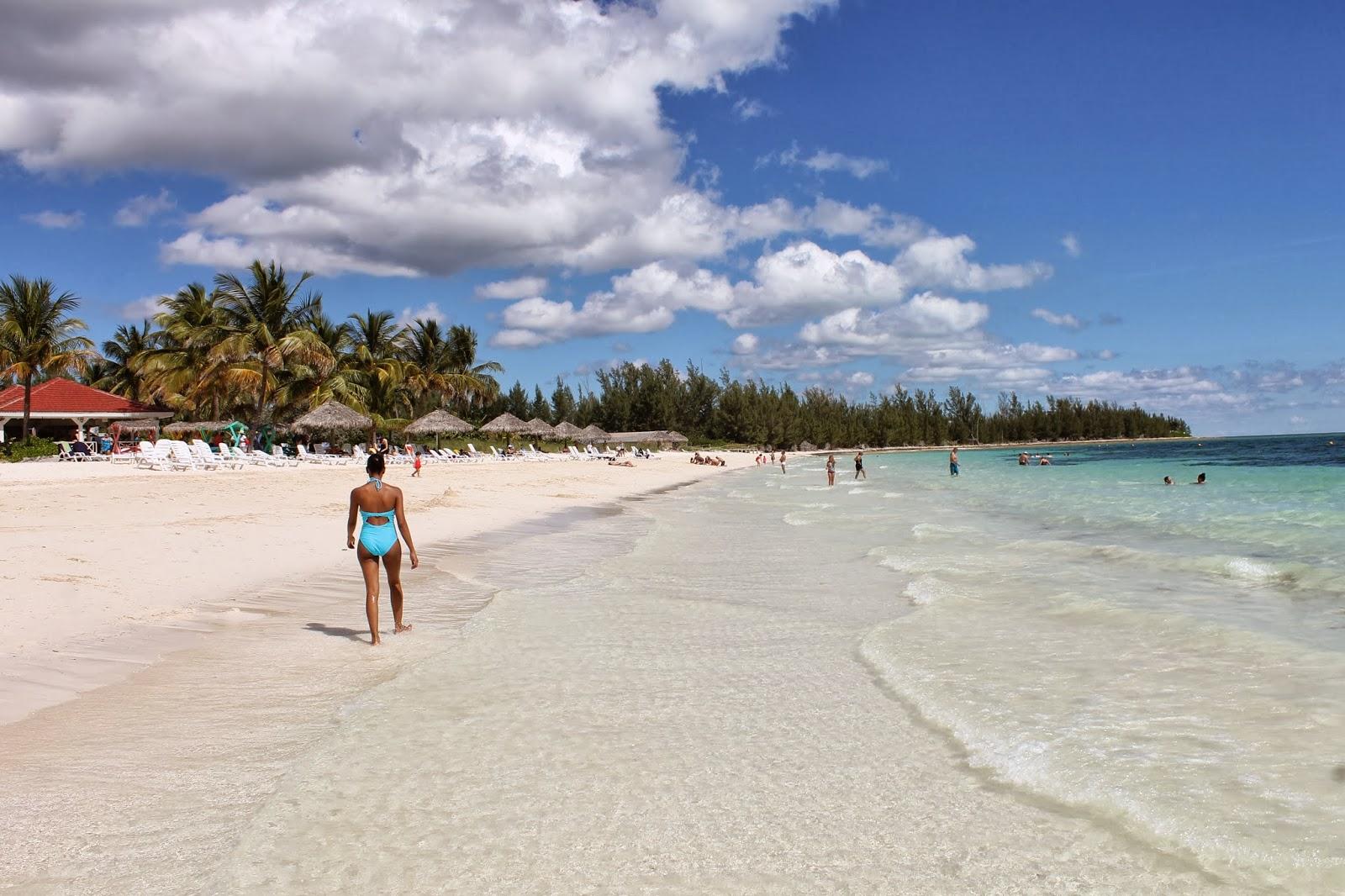 Bahamas Beach Jet Ski Day