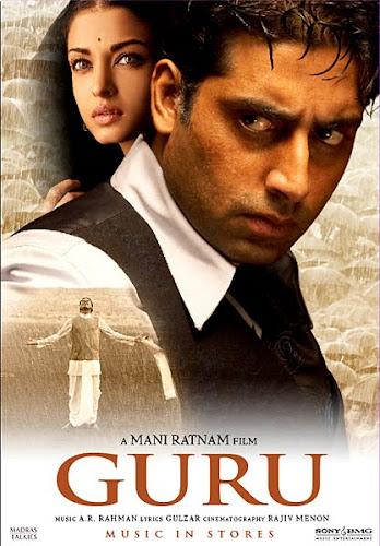 Guru (2007) Free MP3 Songs Download Hindi Movie
