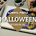 ხატვის დროა N2 HALLOWEEN - drawing a witch - watercolor