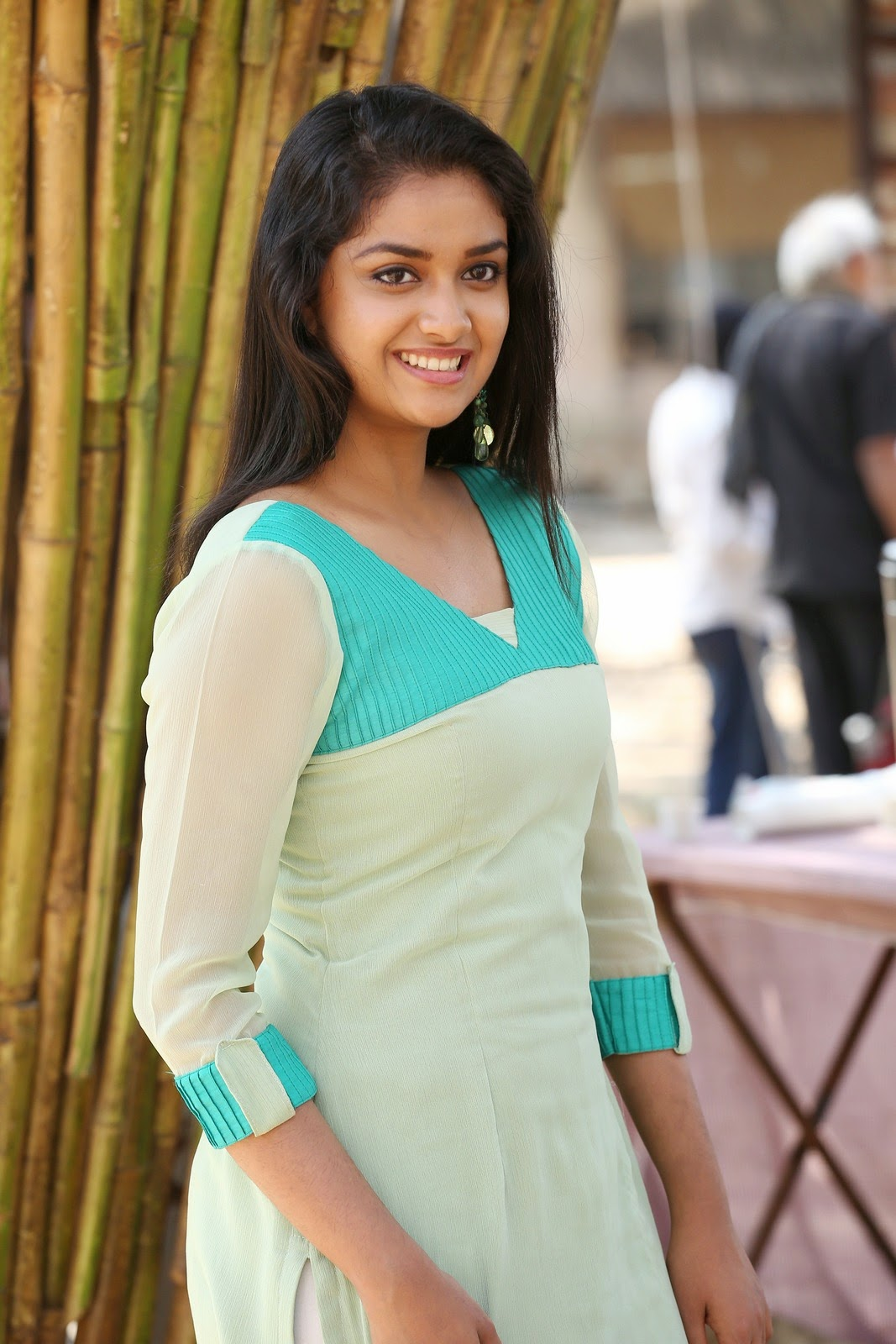 Actress Keerthi Suresh Latest Cute Hot Spicy Photos Gallery - Hd Latest Tamil Actress -3247