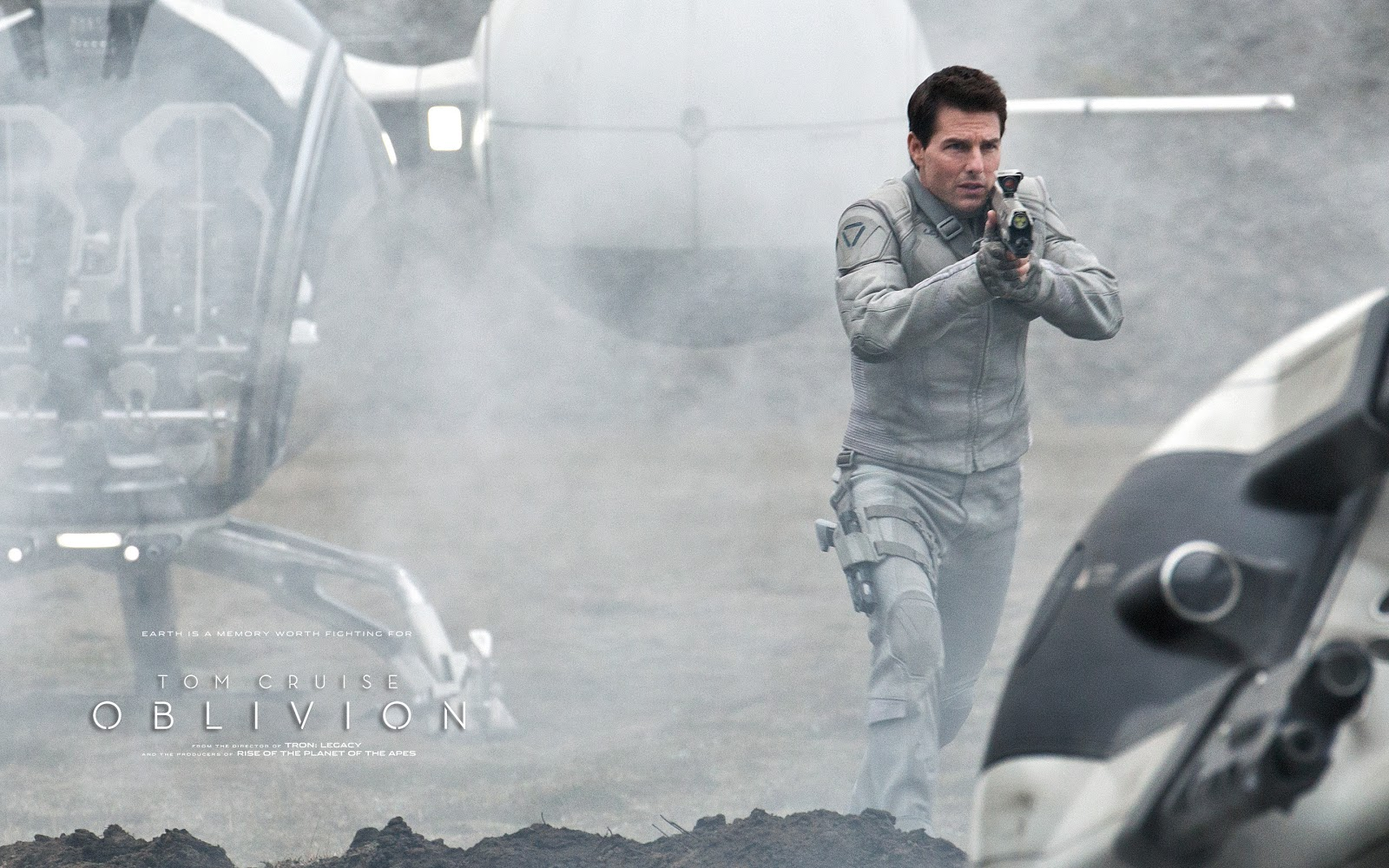 Tom Cruise Quotes 90 Wallpapers: Oblivious Hollywood And Its New Movie 'Oblivion'