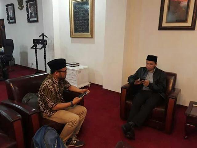 Mukernas 1, Begini Tekad Kuat Forum Jurnalis Muslim