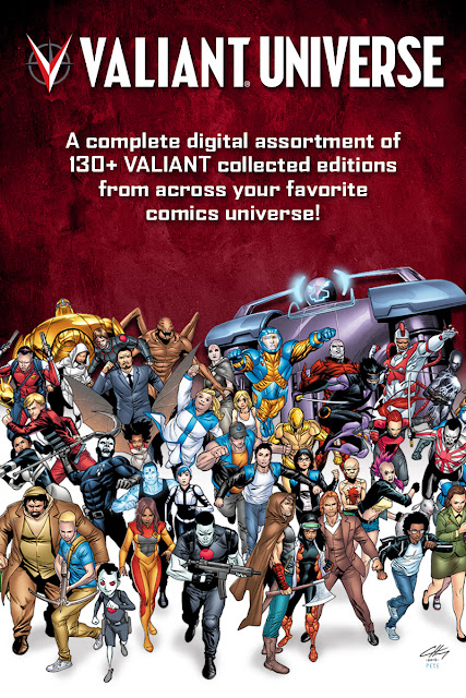 VALIANT UNIVERSE Digital Bundle