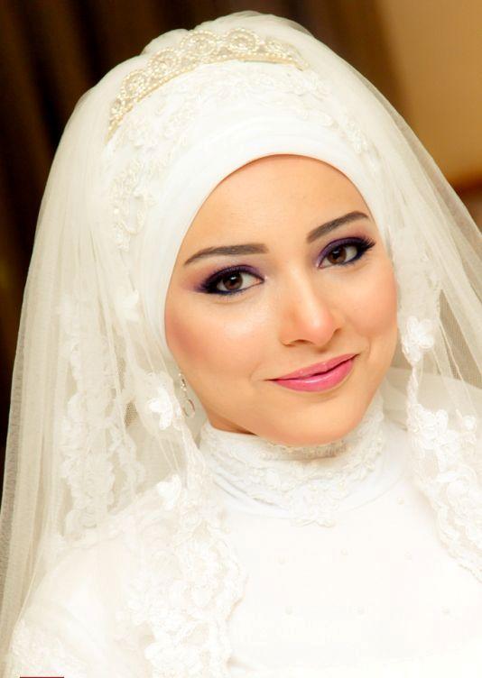 صور عروسة 2018 جميلة اجمل صورة عروسة جذابة اجنبية عربية بفستان الزفاف
