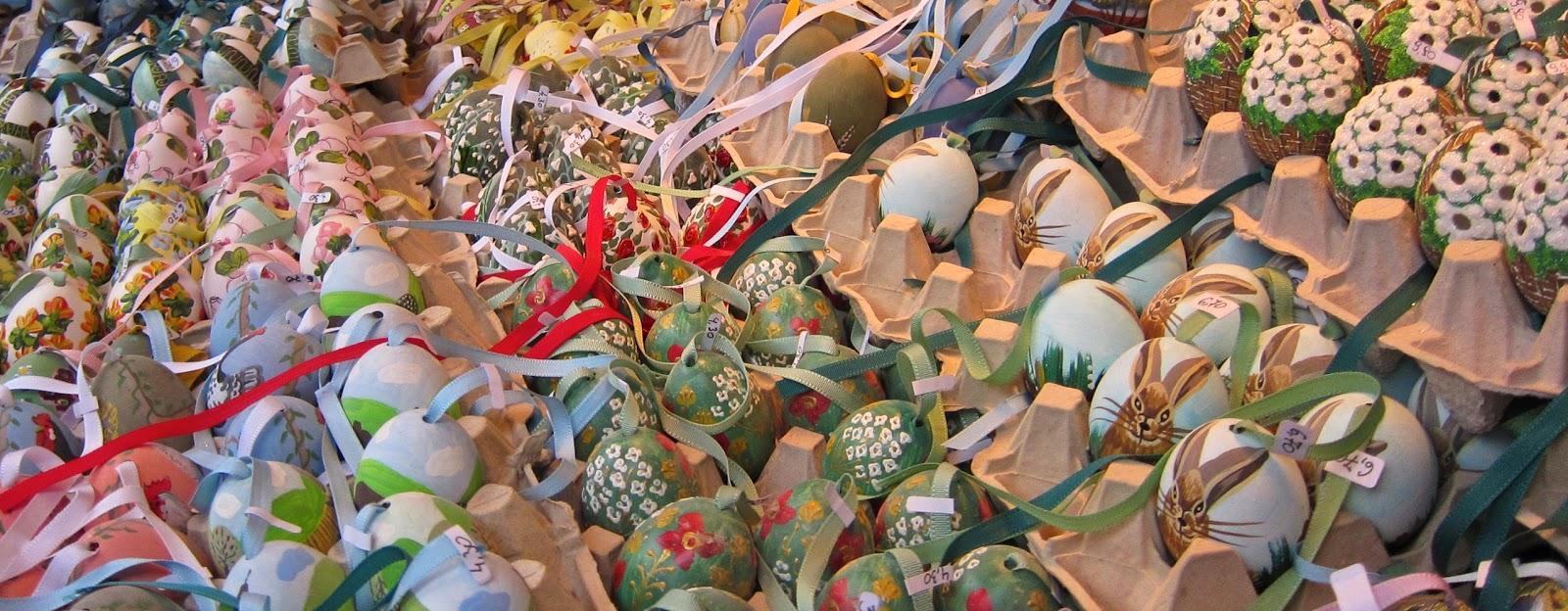 Easter markets Vienna 2015 ; Wiens Ostermarkt