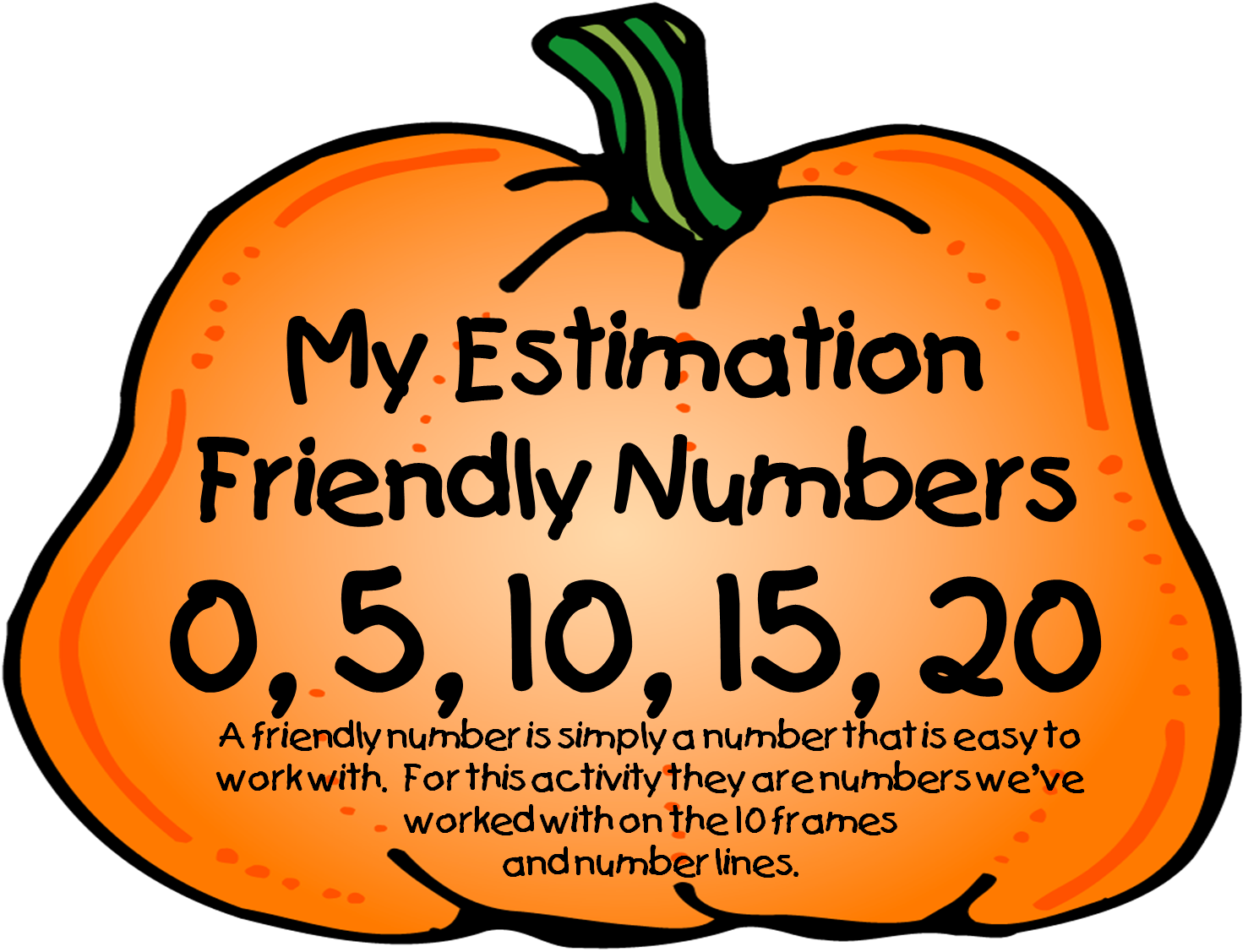 first grade wow estimating with friendly numbers