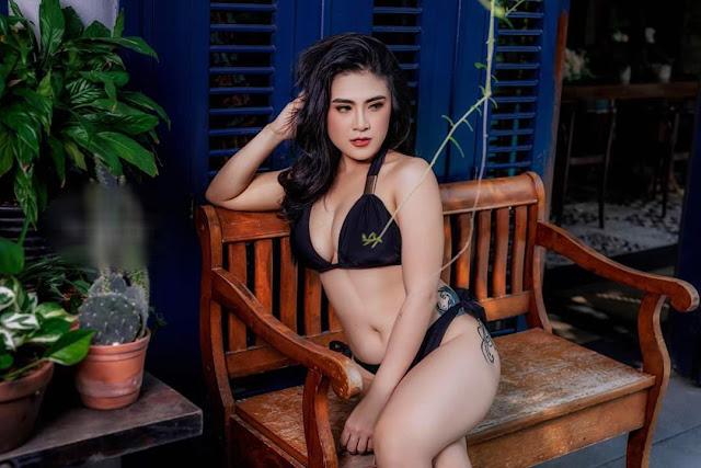 TRung Thu đi bơi với em không anh