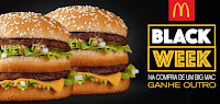 Black Week McDonald's 'Big Mac 2x1'