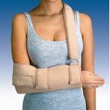 Suporte de braço com imobilizador de ombro