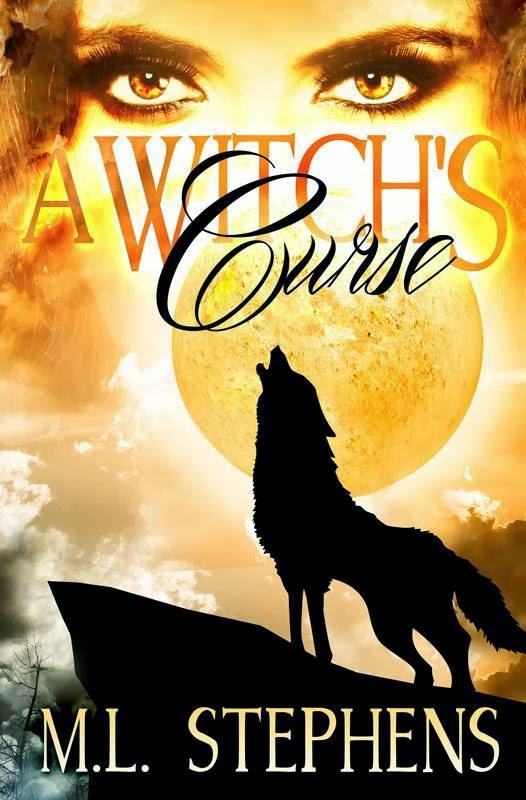 Cover Reveal: A Witch's Curse by M. L. Stephens