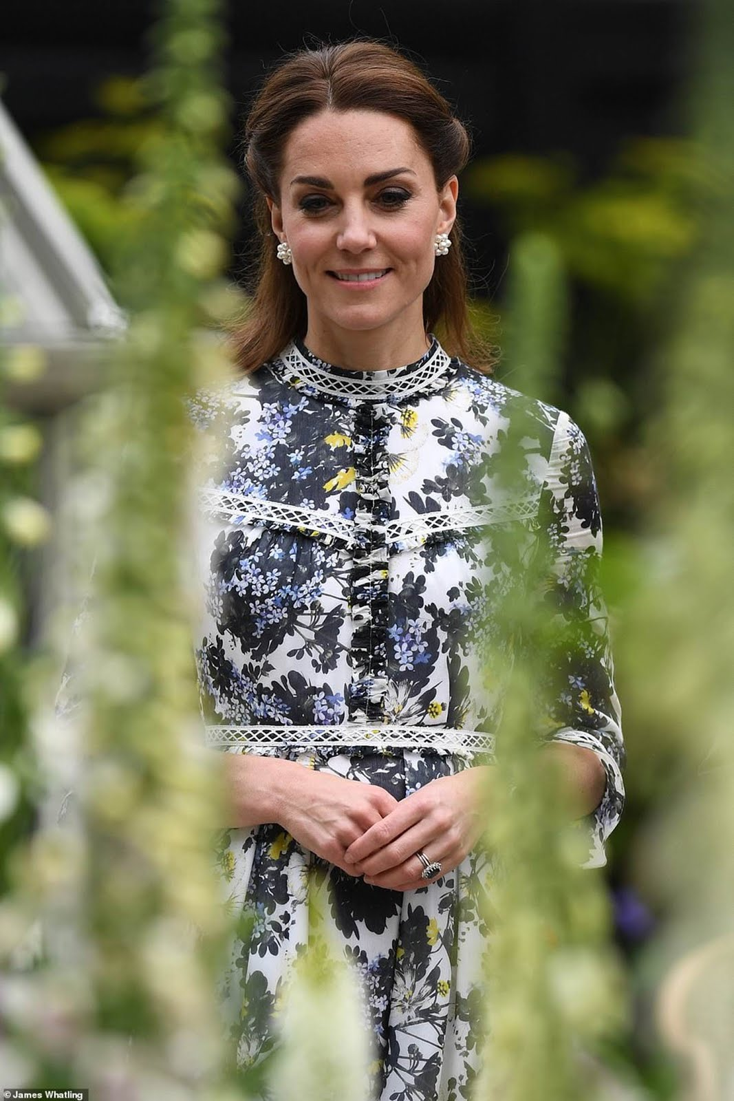 Duchess Kate at The Chelsea Flower Show