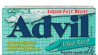 Advil Liquid Gel For Acne