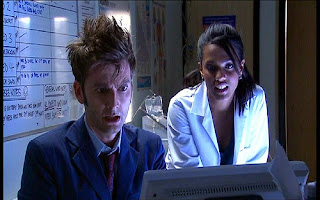 Doctor Who Smith and Jones