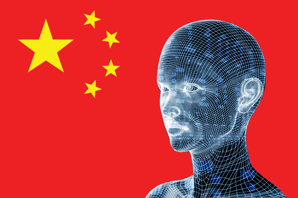 China leader in Artificial Intelligence