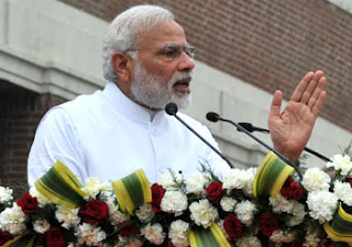 Need for a qualitative change in the police force: PM Modi