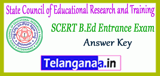 SCERT State Council of Educational Research and Training Odisha B.Ed Answer Key 2019 Result Merit List