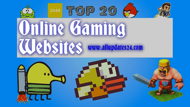 online gaming websites