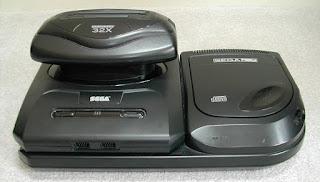 Sega 32x y Sega-CD para Mega Drive