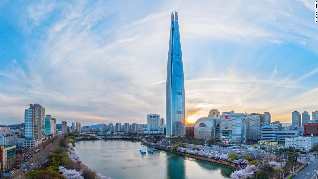 Lotte World Tower, Seul