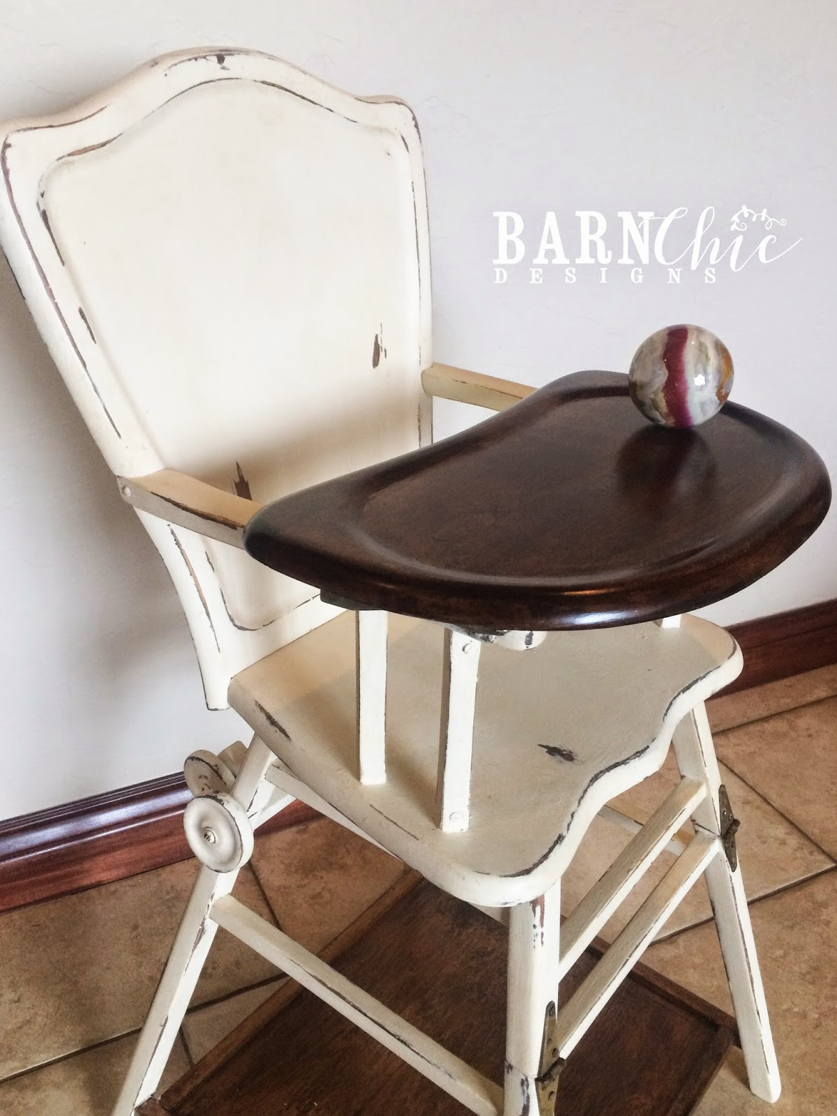 stylish high chair star trek captains barn chic designs the