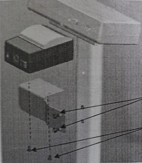 Printer Timbangan Badan Charder MS4900