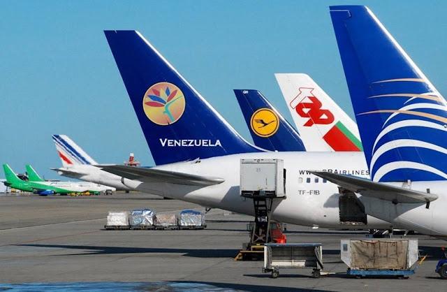 Venezuela y Panamá iniciarán desconexión aérea