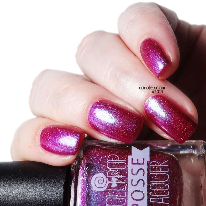 xoxoJen's swatch of Lollipop Posse October 23