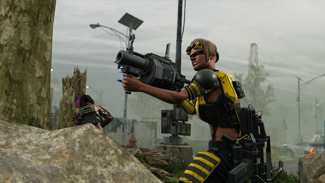 Review – XCOM 2, Anarchy's Children yellow grenadier