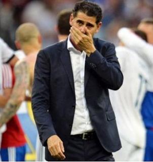كأس العالم 2018: مدرب المنتخب الاسباني تقاعد