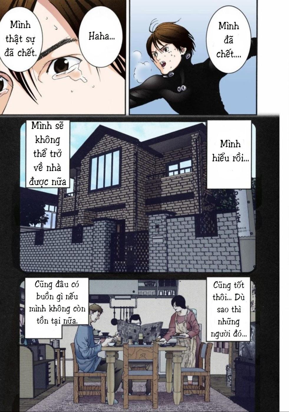 Gantz Chap 14: Không sợ trang 9