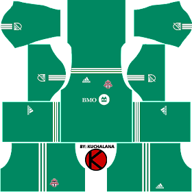 Toronto FC Kits 2017 - Dream League Soccer