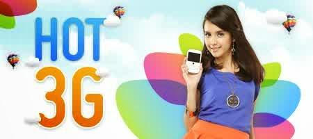 Paket Internet XL Hot Rod 3G dan Super Ngebut